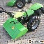 15 le-s MGM-Lampacrescia Castoro Maxi egytengelyes kistraktor !!! fotó