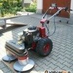 16 LE-s Briggs motoros Panter kistraktor szuper áron !!! fotó