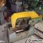fémfűrész hidraulikus keretes fém fűrészgép BEHRINGER fémipari 400-as vasvágó fűrész vasfűrész fotó