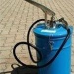 Kézi pumpás olajfeltöltő tartály, 16 literes (1702001) fotó