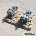 4 kw-os SEW szervomotors hajtóművek fotó