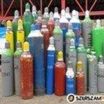 Palack oxigén, dissuos, co2, argon, nitrogén, corgon, hélium, , fotó
