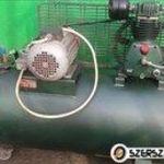 Spanyol gyártmányú ipari kompresszor fotó