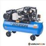 Eladó Új Hyundai HYD-100LV/3 100 literes 3 hengeres 10bar olajos kompresszor fotó