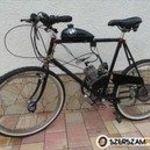 BMW dongó motoros kerékpár! fotó