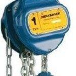 DELTA BLUE 500kg 3m kézi láncos emelő túlterhelés védelemmel fotó