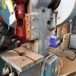 380V présgép kb 10t fotó