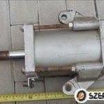 Pneumatikus munkahenger kettős működésű átmenő dugattyúval fotó