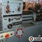 Esztergagép E3N esztergapad 750 eszterga fotó
