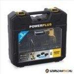 PowerPlus POWX00593 Akkus fúró-csavarbehajtó 18V 3db akkumulátorral + 79 részes tartozék fotó