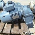 1, 5 kw csőtengelyes SEW hajtómű (azonosító: DB932) fotó