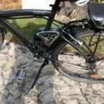 Elektrokmos kerékpár eladó. Újszerű állapotú. fotó