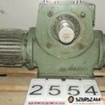 2554 - Hajtómű+ villanymotor fotó