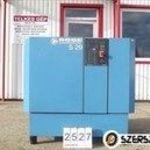 2527 - csavarkompresszor BOGE S29 22kw 200m3/h kompresszor jó állapotban eladó fotó