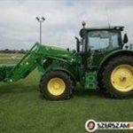 John Deere 61c30cV traktor fotó