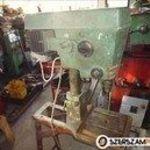fúrógép asztali dunavecsei FO-13 oszlopos állványos fúrógép fotó