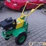 STAUFČÍK MKS-60 nagy teljesítményű rotációs kapa - egytengelyes traktor fotó
