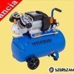 """""""Hyundai HYD-50L/v2 Kompresszor 50 literes tartály, 10 bár, 2200 W"""" fotó"""