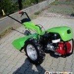 Honda motoros mgm-lampacrescia castoro super 13 le-s egytengelyes kistraktor !!! fotó