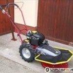 Dakr Tekton professzionális egytengelyes traktor !!! fotó