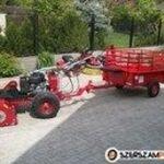 Panter 500 professzionális egytengelyes kistraktor szuper áron !!! fotó