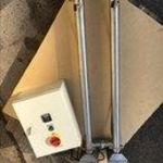 Ipari UV-C germicid 2x 130w lámpa eladó fotó