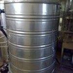 800 literes rozsdamentes tartály eladó fotó