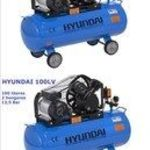 Eladó Új Hyundai 100 literes olajos kompresszorok fotó