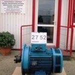 2752 - Villanymotor talpas peremes 75 kW fotó