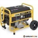 Powerplus POWX513 Áramfejlesztő generátor 3000W fotó
