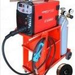 HandyMIG 165 hegesztőgép teljes hegesztő felszereléssel inverteres hegesztőgép fotó