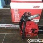 Solo 643 IP 2, 7 LE benzinmotoros láncfűrész dobozában fotó