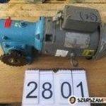 2801 - Hajtómű közlőmű villanymotor fotó