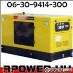 Még több dízel generátor áramfejlesztő vásárlás