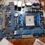 Gigabyte alaplap F2A55M-DS2 újszerű. fotó