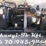 Kompresszor John Deere motorral (sorszám: 2193) fotó