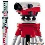 Leica NA724 optikai szintező szett fotó