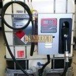 Használt IBC tartály, ADR-rel 1000 literes + COMPACT S-50E 12V. kútfejjel fotó