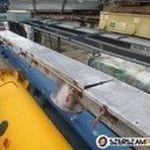 2827 - szállítócsiga adagolócsiga vályús szállítócsiga 7m fotó
