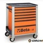 Beta Easy 2400S-O7/E-L 7 fiókos szerszámkocsi, 295 darabos szerszámkészlettel fotó