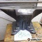 Kovácsüllő 30-120kg. kovács üllő kohó fogó eszközök fúró kovácsfúró fotó