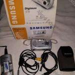 Samsung digitális fényképezőgép fotó