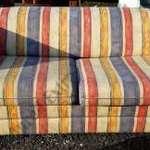 Új állapotú 2 személyes ágyazható kanapé Békéscsabán fotó