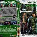 A zöld íjász 5.évad DVD, 2 lemezes, 23 epizódból álló évad fotó