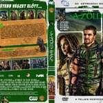 A zöld íjász 4.évad DVD, 2 lemezes, 23 epizódból álló évad fotó
