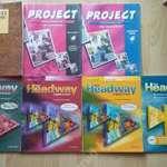 Eladó angol és német tankönyvek fotó