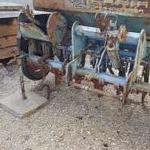 Mezőgazdasági gép.ISARIA aprómag vetőgép fotó