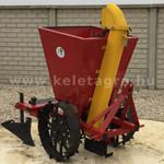 Burgonya ültető 1 soros, japán kistraktorokhoz, lengyel fotó