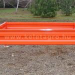 Oldalfal magasító készlet Komondor SPK pótkocsikhoz fotó