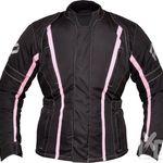 Plus Racing Motoros Textil kabát KATY fotó